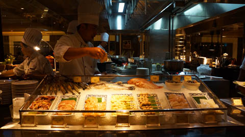 The Thai Kitchen Menu