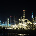 Shell Refinery Night Panoramic by Urban_Integration