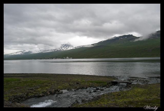 Fiordo Fáskrúðsfjörður