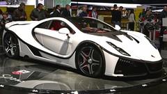 mclaren f1(0.0), automobile(1.0), wheel(1.0), vehicle(1.0), performance car(1.0), automotive design(1.0), auto show(1.0), mclaren automotive(1.0), land vehicle(1.0), luxury vehicle(1.0), supercar(1.0), sports car(1.0),