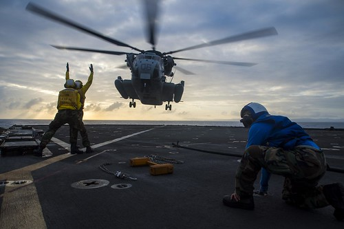 USS GERMANTOWN Awarded 2014 Unit Tactics Award for Outstanding Warfighting Proficiency