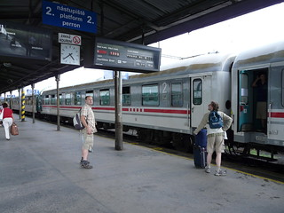 Hrvatske željeznice - Bl car 2nd class (12.07.2008)   (2)