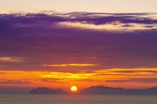 Sunrise - Lima, Perú