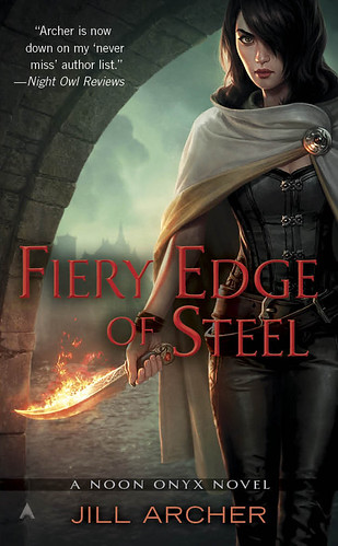 Fiery Edge of Steel