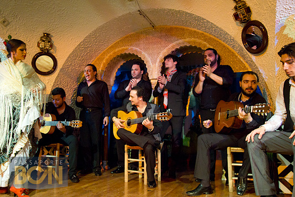 Tablao Flamenco Cordobés, Barcelona