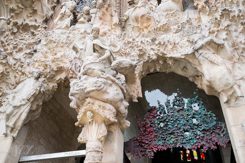 巴塞罗那的圣家堂 La Sagrada Família