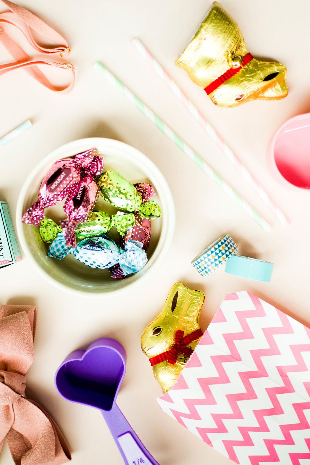 Easter Pastels.