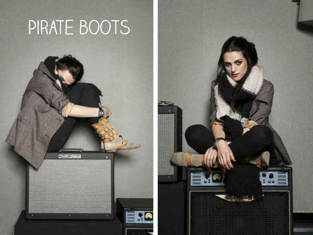 Pirate-boots