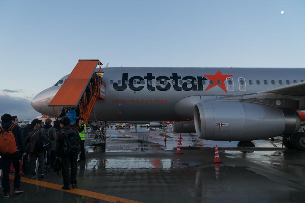 ジェットスター GK611便