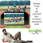 Bloom Mobiles To Simply Crop And Get Yourself Lost In Those Special Moments