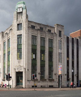 Former Bank of Ireland, Royal Avenue, Belfast [Build in 1928]REF-103039