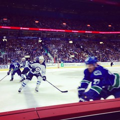 Jets vs Canucks