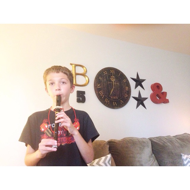 Recorder time #myethan