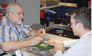 Fred Weinberg with John Sullivan