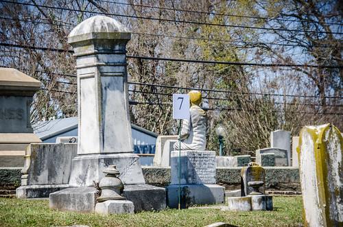 Laurens Cemetery Tour-19