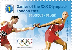 12 Olympic Games timbre