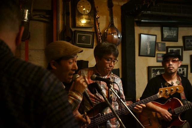 Apollo blues session, Tokyo, 16 Apr 2015. 150