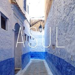 Dora says #asul #blue #Chefchaouen #travel #wanderlust