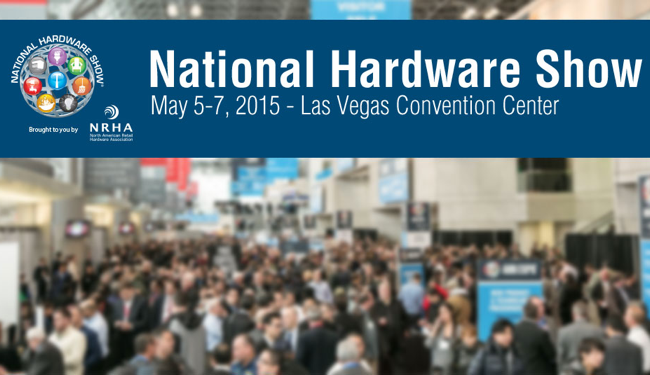 A series of educational presentations will be held at the National Hardware Show