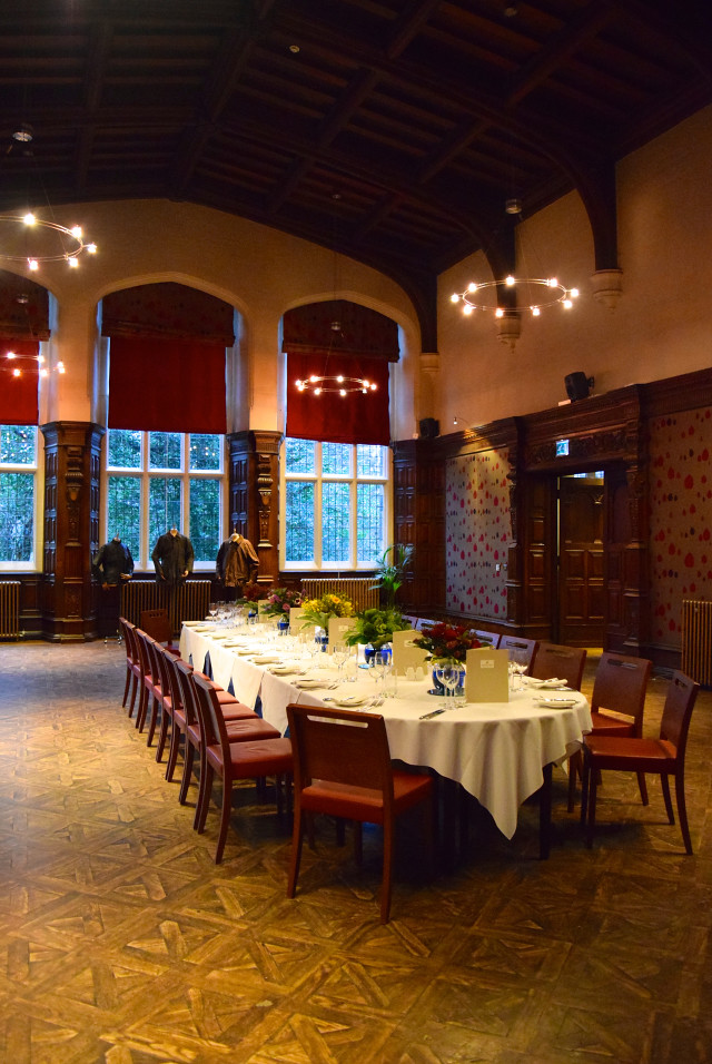 Great Hall at Jesmond Dene House