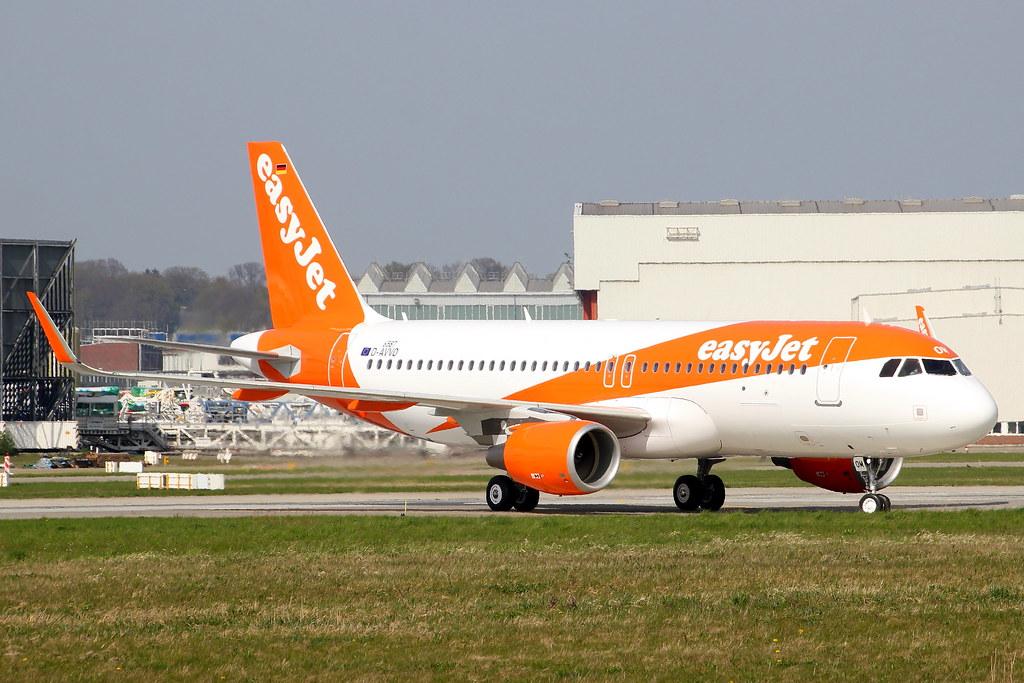 G-EZOM - A320 - EasyJet
