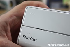 Shuttle XH81V(W)