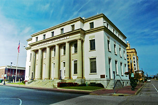 Federal Building, Dothan, Alabama