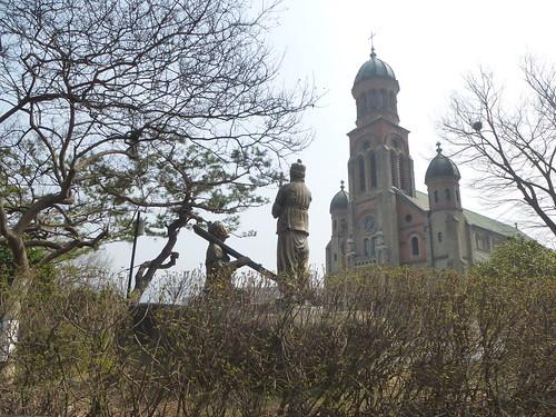 Co-Jeonju-Hanok-Eglise catholique (9)