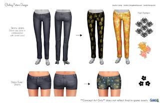 PantsPattern