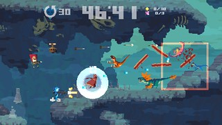 Super Time Force Ultra on PS4 & PS Vita