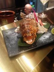 三品 燒鳥。專門店 (yakitori)