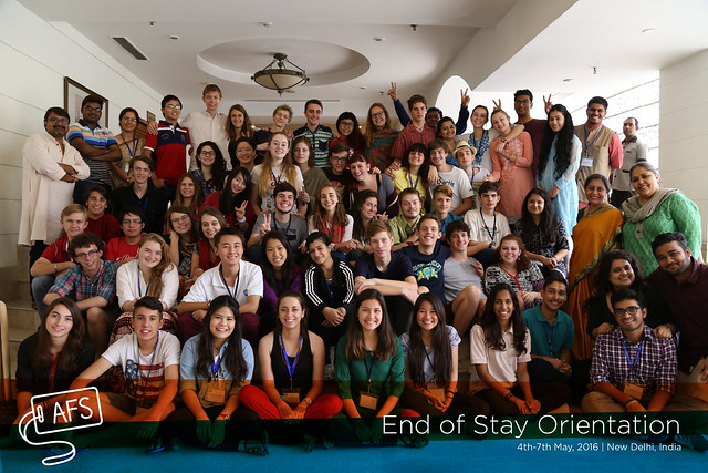 End of Stay Orientation