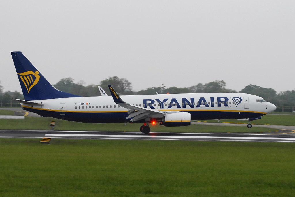 EI-FRN - B738 - Ryanair