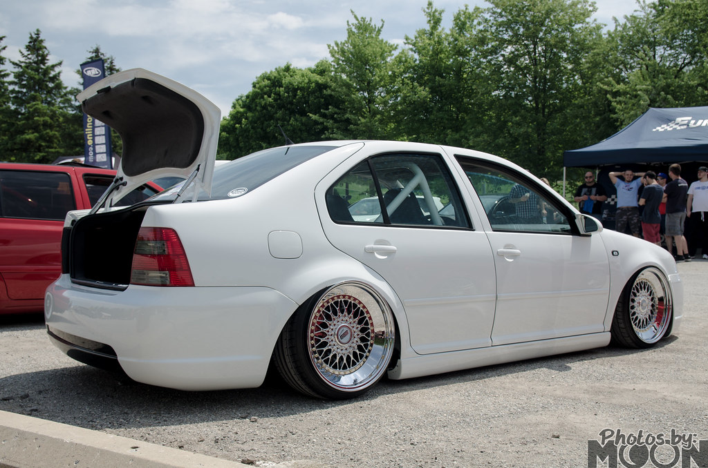 VW MK4 Jetta Aired Out