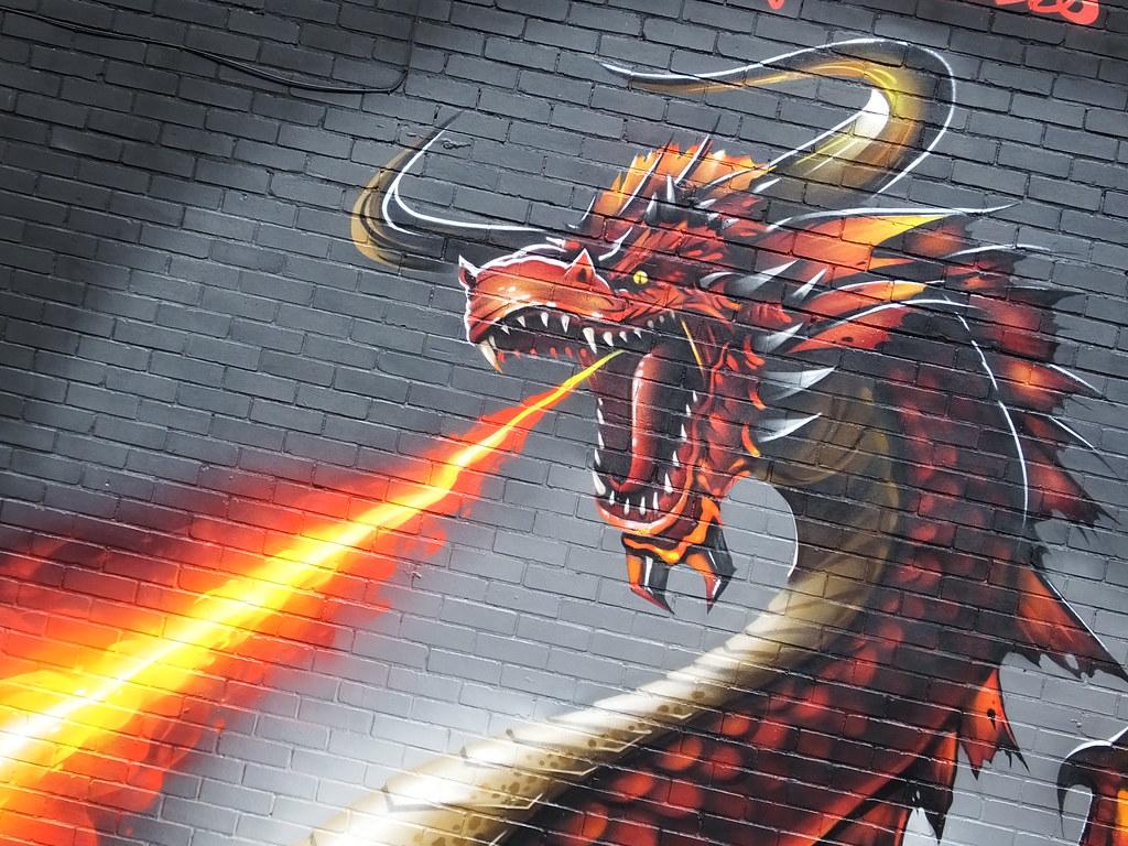 Street art - Capital for Sport