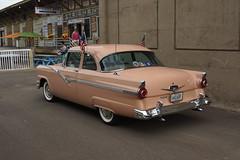 1956 Ford Fairlane Club Sedan