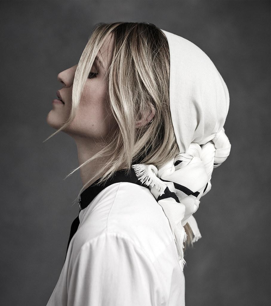 Дианна Агрон — Фотосессия для «La Ligne» 2016 – 3