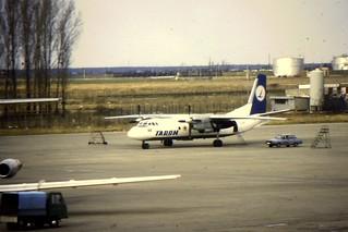 Tarom AN-24 at BUH