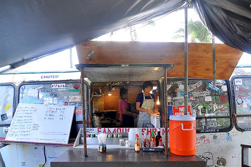 Famous Kahuku Shrimp Truck - Kahuku | North Shore