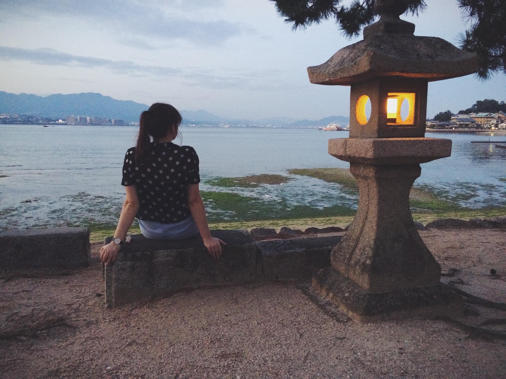 Travel, Koh Chang, Thailand, Japan, Miyajima, Mt Koya, Port Fairy, Australia, Blue Lagoon, Iceland, Bramble and Thorn