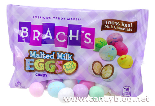Brach's Malted Milk Pastel Eggs