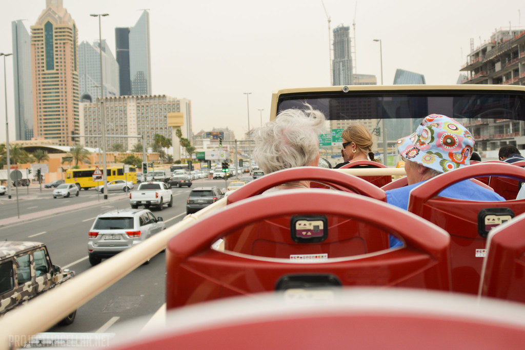 Hop-on Hop-off, Dubai, United Arab Emirates, UAE, Big Bus