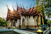 Wat Si Ubon Rattanaram in Ubon Ratchatani