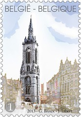 17- Tournai timbre2