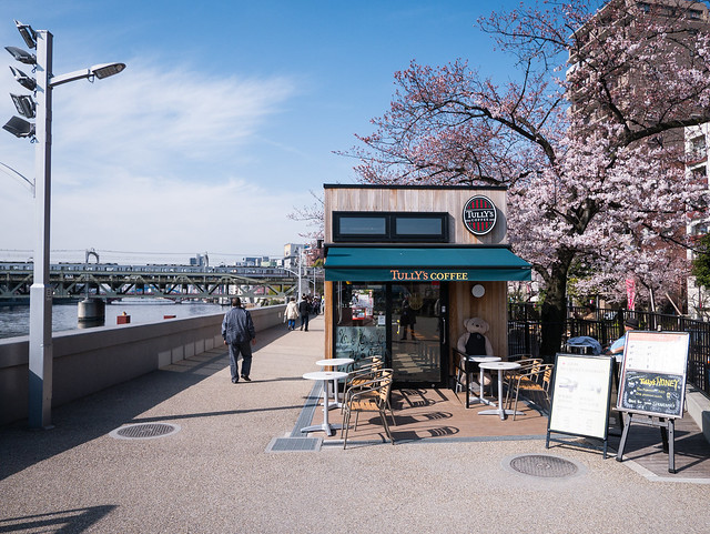 Sakura - Riverbank Cafe