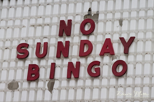No Sunday Bingo