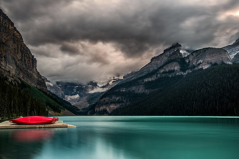 Lake Louise, Banff Alberta