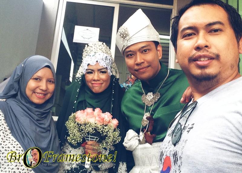 Majlis Perkahwinan Tarmizi & Afifah