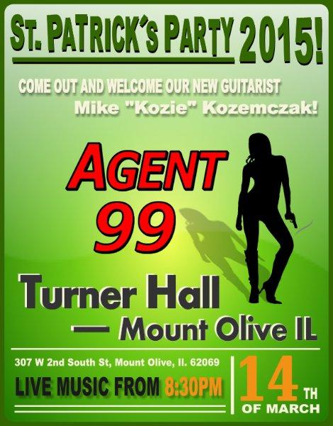Agent 99 3-14-15