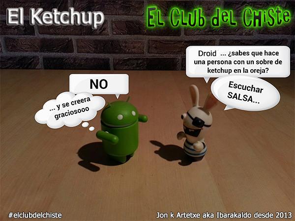 El ketchup
